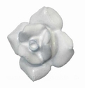 porseleinen deurknop rose white
